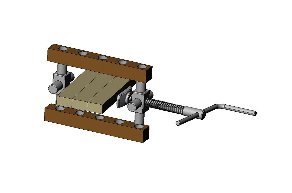 FG 509 příklad ...  sc 1 st  york.cz & Joinery tools (door clamps panel clamps ...) - DU PC25 FG509 ...